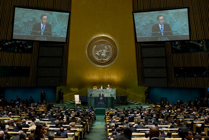Opening of the General Debate of the 66th General Assembly Session